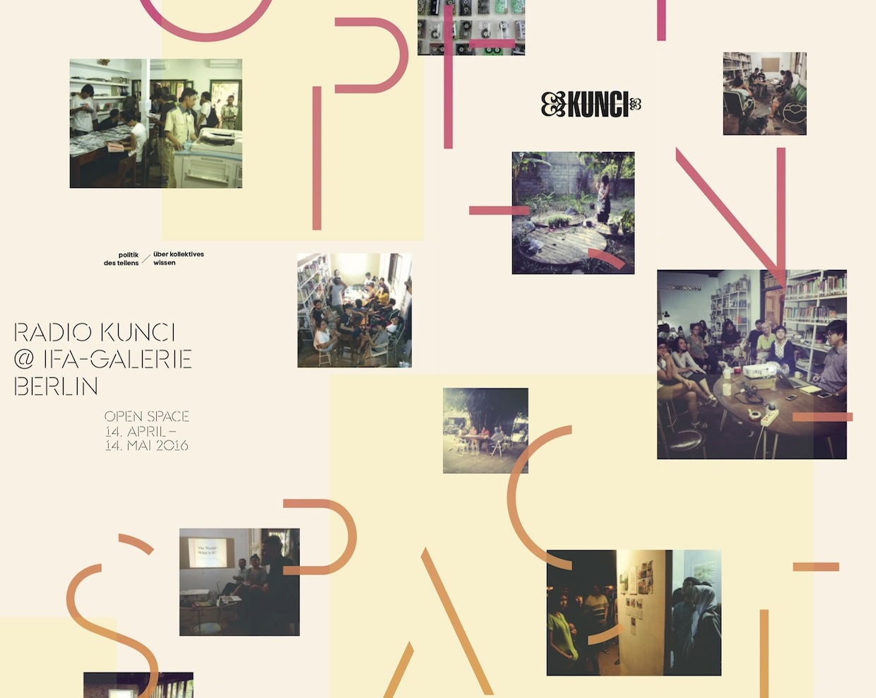 Open Space-Flyer_front_part