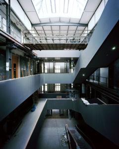 Foyer Barenboim-Said Akademie © Volker Kreidler