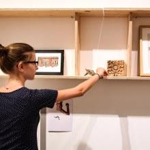 Dada ist hier! Raum für Dialog und Experiment, 2016, © Berlinische Galerie, Foto: Amin Akhtar