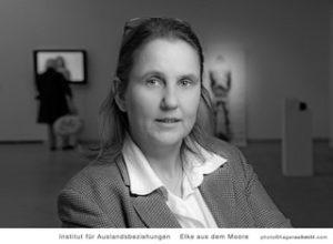Elke aus dem Moore IFA Stuttgart