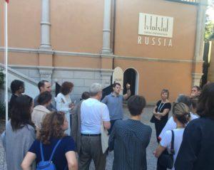 Russischer Pavillon Venedig 2016, Kurator Sergey Kuznetsov