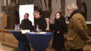 Stefan Kraus, Joachim Hake, Carina Linge, Georg Maria Roers