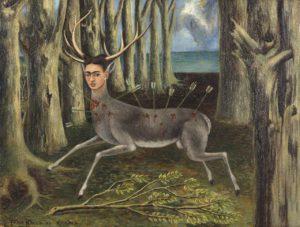 Frida Kahlo, Der kleine Hirsch, 1946 © Banco de Mexicó, Diego Rivera Frida Kahlo Museums Trust / VG Bild-Kunst, Bonn 2016