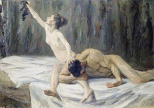 Max Liebermann, Simson und Delila, 1902, © Foto: Städel Museum – ARTOTHEK