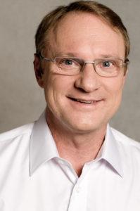 Porträt Hans Dieter Temp
