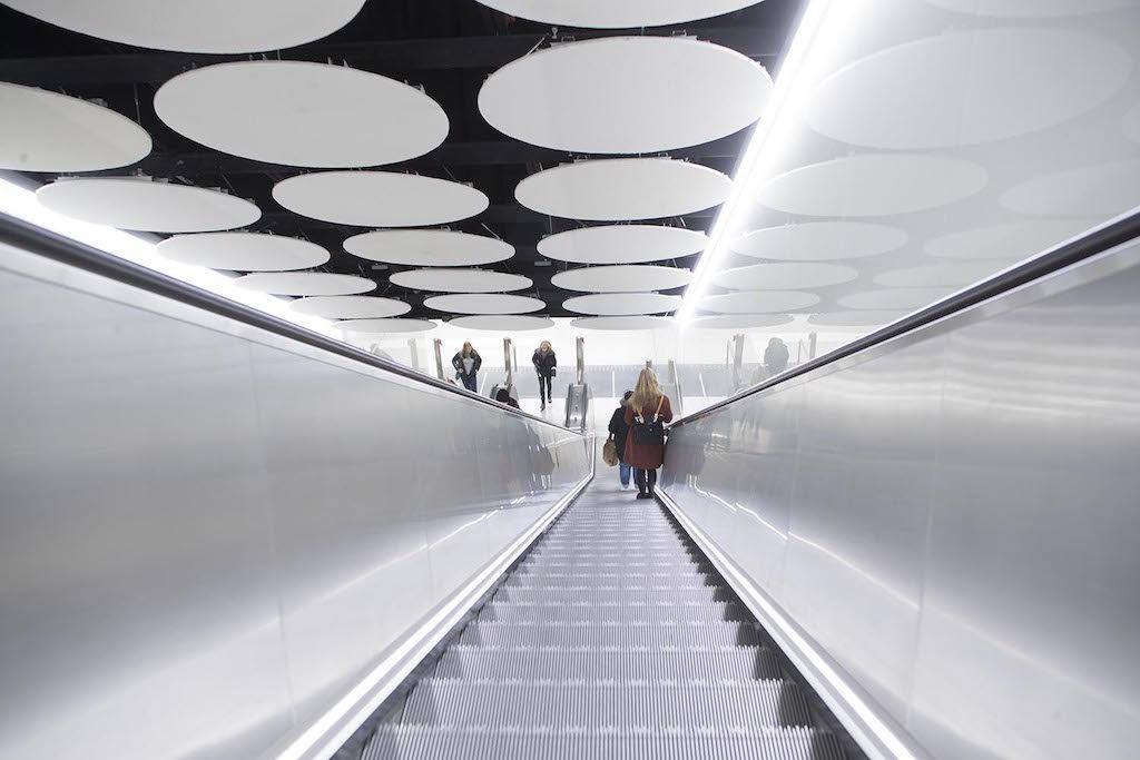 Metro in Helsinki